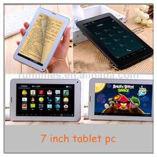 Android 4.1 7 pulgadas ordenadores portátiles mini ordenador portátil tablet pc de la computadora