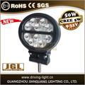 4 * 4 off road lámpara principal del coche, 3623Lm super brightness50W alta potencia flexibles fábrica llevó la luz de la linterna