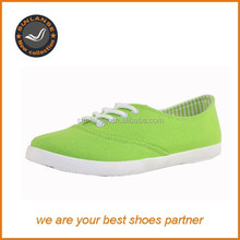Rubber sole women canvas shoes Sneakers