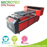 large format any color digital t-shirt printing machine a1 dtg printer