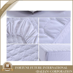 new design 2015 hot selling waterproof quilted mattress cover with low price
