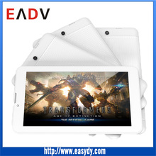 7 inch dual core 3g capacitive screen full format tablet