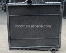 china manufacturer Dongfeng Copper radiator B36C
