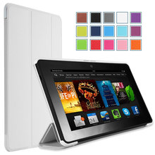 2014 Shenzhen Factory Slim Smart Cover For ipad Pure White Smart Case For ipad Mini Foldable Tablet Case For ipad
