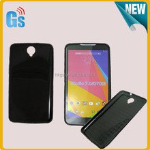 2015 Trending Hot Products Jelly Soft Gel TPU Cell Phone Case For BLU Studio 7.0