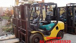original komttsu 3 ton forklift truck, japan forklift