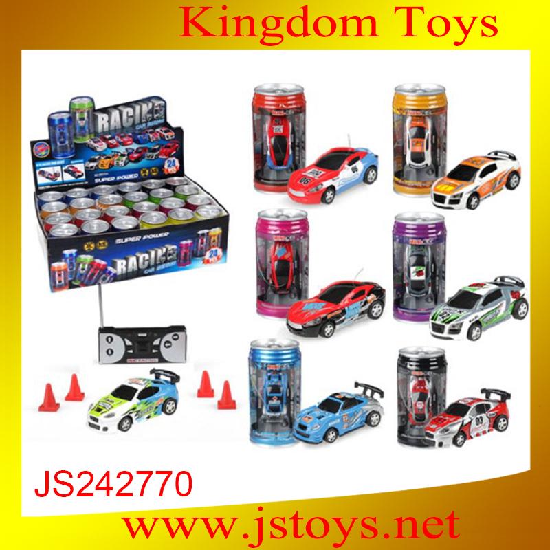 2016 de alta velocidade mini rc car, rc mini carro de corrida brinquedos, shen qi wei mini carro rc coque pode mini carro rc