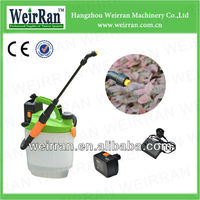 (92274) 5L 12 volt powered airless paint battery knapsack aerosol pump sprayer