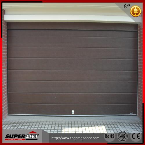 Automatique de porte de garage sectionnelle portes sectionnelles de garage pa - Panneau porte de garage sectionnelle ...