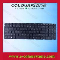 Original Laptop Keyboard For HP G6-2000 Series US Black Keyboard Without Frame AER36U02210 2B-04801Q121
