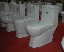 China sanitaryware one piece ceramic toilet ZZ-8632