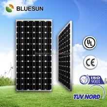 Bluesun hot sale solar power plant 100kw solar panel price