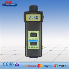 Digital LCD Gas 2 In 1 Engine Laser Tachometer Contact Laser 2/4 Cycle 1~8 Cylinder