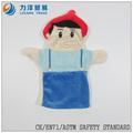 Promocional suave lindo de la felpa marionetas de mano, personalizado juguetes, CE / ASTM seguridad stardard