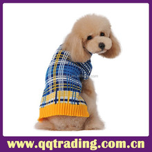 Qianqian clothing supply new fashion warm comfortable color cheap hot sale dog sweater
