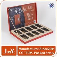 Folding toner cartridge paper boxes wholesale