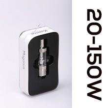 20-150W 0.2ohm Dual Vertical Coil Vapeton Maganus DVC caravela drip tank mod clone