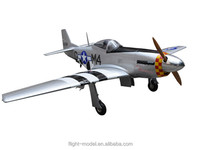 "Scale rc model P-51 Mustang 96"" 80-100CC F0071 airplane toy"