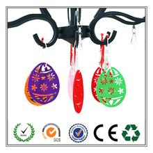 New Design Multi Color Felt Easter Egg/Felt Easter Hanging Decoration
