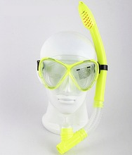 Cheap Silicone Diving Snorkeling Swimming Mask Snorkel Set Prices