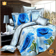 100% Polyester Wholesale Fabric Fashion Letters Design Luxury Home Textile 3d Bedding Set