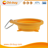 Collapsible Pet Feeder 100% Silicone Foldable Dog Bowl, Free Shipping on order 49usd, Free Sample for Professional Buyers