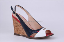 Women's Fashion High Heeled Fish Mouth Sandals Summer Shoes