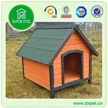 Chinses Wooden Backyard Dog Kennel