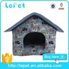 eco OEM large comfortable soft pet house bed