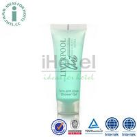 Hotel Whitening Body Milk Natural Bath And Body Shower Gel