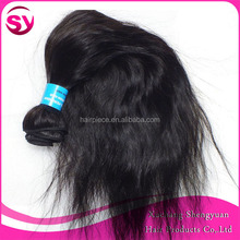 Wholesale High Quality 100% Raw Human Unprocessed Virgin Remy Peruvian Hair Weave