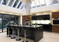 Black Mirror Sparkle Quartz Stone / Engineered Sparkle Quartz Stone