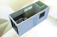 Living prefabricated container house/ prefabricated house australia/ prefab steel house