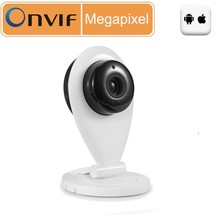 2015 newest 720P HD P2P/PNP onvif ip camera with Two-way Audio, SD card Storage, IR-Cut, Alarm