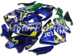 Fairing Kit for Honda CBR600RR F5 05-06 CBR 600RR F5 2005 2006 CBR600RR 05 06 ABS cbr 600 rr cbr 600rr movistar blue green