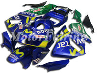 Fairing Kit for Honda CBR600RR F5 05-06 CBR 600RR F5 2005 2006 CBR600RR 05 06 ABS cbr 600 rr cbr 600rr movistar blue green