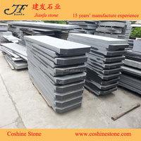 decorative stone china Sesame Black Granite G654 granite dark grey granite outdoor stairs steps