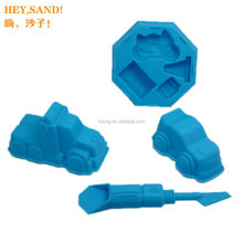 HEY,SAND! play sand Mold Too Enlighten Educational Clay Magic Sand beach toys moulds