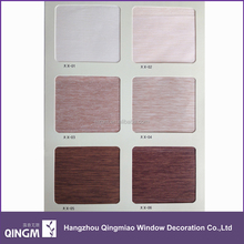 Shangri-la Finished Blind Window Decorative Curtain