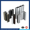 Hot sale aluminium frame for kitchen cabinet and wardrobe