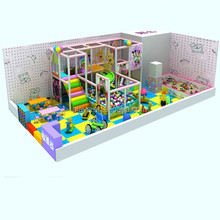 LLDPE Material, High quality favorable price soft indoor playground for toddlers