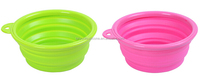 hot new products for 2015 silicone pet bowl