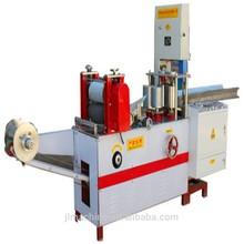 PLC máquina de hacer el paper plegable Repujado de sanitario automático