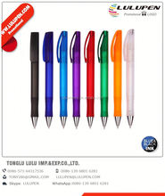 Crystal Customized printed Promotional ballpoint pen