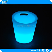 nice proudct warterproof color change led ice bucket,the partner of bar sea side or any happy place