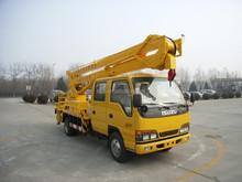 Aerial Work Truck JAC 16m Elevated Work Platform, chinese aerial platform truck, telescopic bucket truck lifting equipment