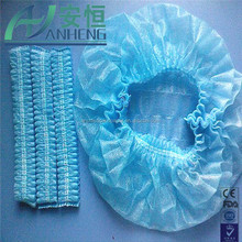 Specializing in safety products disposable surgical nonwoven bouffant cap with low price