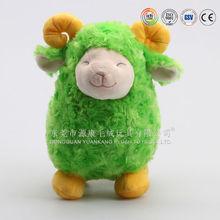 CE/ASTM/EN71 standard custom best made toys stuffed farm animals