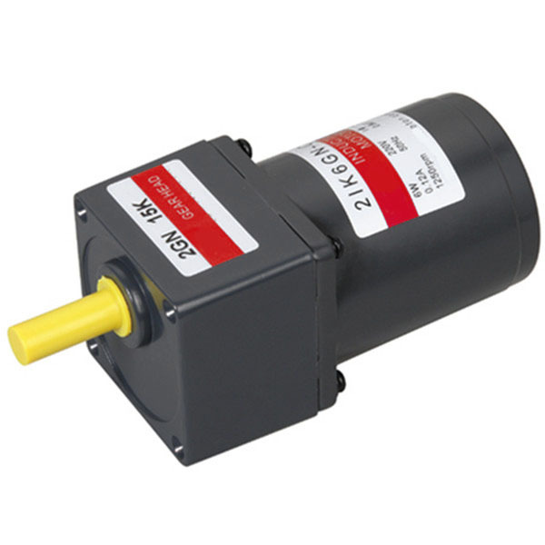 short time in delivery 6W 60mm Gear motor, with gearhead