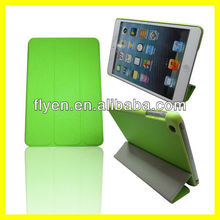 Tri-Fold Slim Smart Case Cover for iPad mini Ultra Slim Cases Covers for Apple iPad Green
